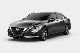 Nissan Altima Comparison Chart 2019 Nissan Altima Trim Comparison