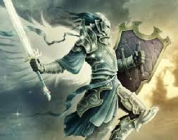 Image result for spiritual warfare in the heavens images
