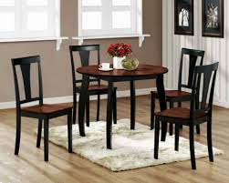 Sears Kitchen Tables Sets Black Kitchen Tables Inspiration Round Black Kitchen Table And