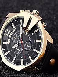 cheap big face watches for men lightinthebox com curren® relogio masculino men watches luxury popular brand watch man big dial quartz gold watches