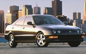 2001 Acura Integra - Information and photos - ZombieDrive