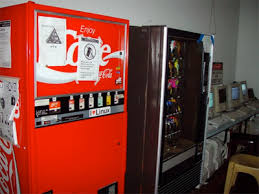 The First Vending Machine Delectable The First IOT Device A Coke Machine The Future Of Smart