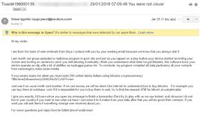Email Scams How To Protect Yourself From Extortion Phishing Scams