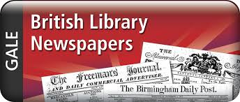 Image result for british library newspapers gale