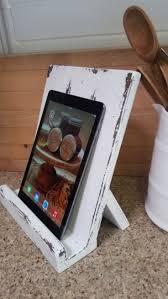 Kitchen Tablet Holder Best 25 Tablet Holder Ideas On Pinterest Recipe And Cookbook