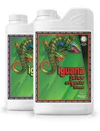 Earth Juice Bloom Master Feeding Chart Iguana Juice Organic Oim 1 Part Organic Base Nutrients