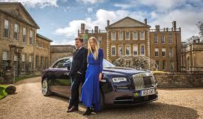 Aynhoe Park - STYLISH ARRIVAL // James and Sophie Perkins... | Facebook