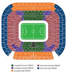 Fc Barcelona Seating Chart Football Host Real Madrid Tickets Experiences At