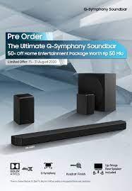 Soundbar HW-Q950T | Pre-Order