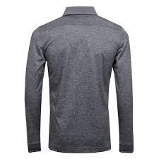 J Lindeberg Mens Long Sleeve Peached Polo Shirt At Amazon