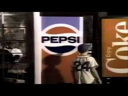 Pepsi Vs Coke Vending Machine Commercial Best Vintage Pepsi TV Commercial From The 48s Vs Coke Cola Wars YouTube
