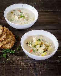 Easy Irish Seafood Chowder Recipe from ...