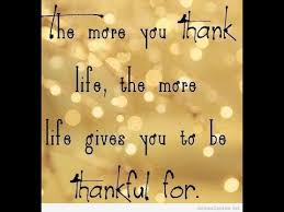 Quotes About Being Thankful Adorable Being Thankful Quotes YouTube