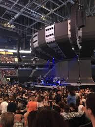 Ed Sheeran Tampa Seating Chart Amalie Arena Section 130 Row K Seat 10 Ed Sheeran Tour