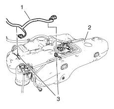 vauxhall workshop manuals > astra j > engine > engine control and 3 clip in the fuel tank fuel pump module wiring harness