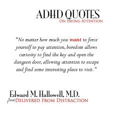 Adhd Quotes Classy ADHD Quotes For Information And Inspiration Pinterest ADHD And