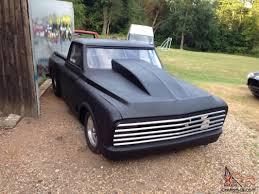 Chevrolet C10 Drag Racing Pick Up