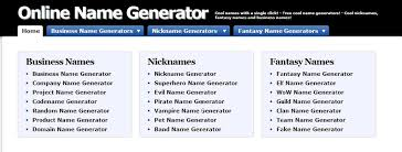 - Generate Random One Newsletter Ideas com And Click With Creative Comanimee Name