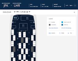 Delta 767 400 Seat Map