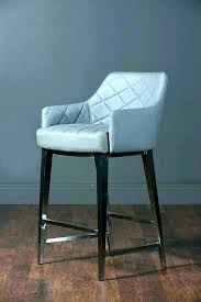 gray leather counter stools time news height backless pewter bar stool s quilted lea faux target