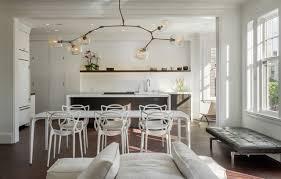 Lovely Contemporary Dining Room Lighting Living brushandpalette