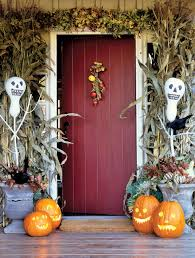 Halloween Decorations 31 Ideas Halloween Decorations Door For Warm Welcome