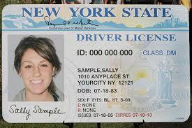 Nyc Driver's License E Class