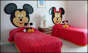 Mickey Mouse Bedroom Decor Mickey Mouse Bedroom Designs Mickey Mouse Bedroom Design Ideas