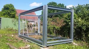 construction métallique en kit avec kit maison ossature metallique pohovka
