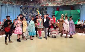 FOLK Cantanhede - Estudio de Danza Y Arte Expresiones - Cochabamba - Praça da Alegria