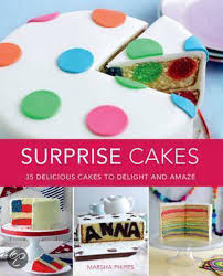 bol.com | Surprise Cakes, Marsha Phipps | 9781845436230 | Boeken