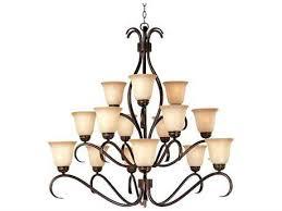 maxim lighting basix oil rubbed bronze 15 light 42 wide chandelier