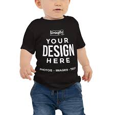 Design Your Own Personalized Gifts Design Your Own Babys T Shirt