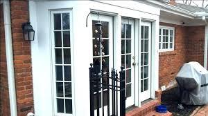 french doors door screen parts pella hinged patio