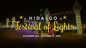 Festival Of Lights Hidalgo Tx