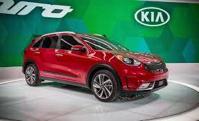 kia new car releaseKia Niro Reviews  Kia Niro Price Photos and Specs  Car and Driver