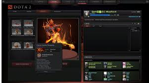 rewards from 1600commons dota2