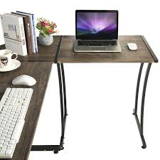 computer office table. GreenForest Office Desk L-Shape Corner Computer PC Table Workstation 3-Piece For Home,Switch 2 Sides