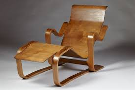 Long chair. Designed by Marcel Breuer for Isokon, England. 1936.  Modernity