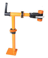 conquer bench mount bicycle repair