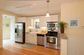 Small Apartment Kitchen Kitchen Small Apartment Kitchen Design Table Linens Microwaves