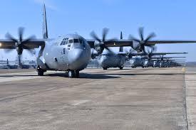C 130 Hercules U S Air Force Fact Sheet Display