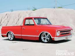 Cab Big Truck Chevy Pickup 60s Short Bed And A Custom Cab Big ...