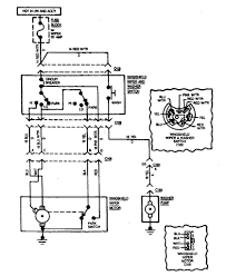 84 cj7 wiper motor question jeep wiper motor wiring diagram for 68 camaro wrangler wiper motor wiring diagram