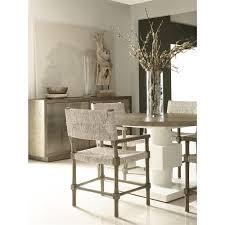leonara coastal white pedestal rustic round wood dining table kathy kuo home