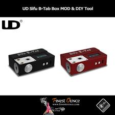 ud sifu b tab box mod diy tool ohm meter vape