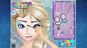 elsa makeup disney frozen elsa makeup games make up games for s