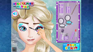 elsa makeup disney frozen elsa makeup games make up games for s