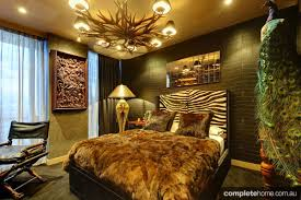 10 Gorgeous Africa Inspired Bedrooms AFKInsider Homey African Themed Bedroom  Ideas
