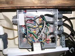 hot tub heater control control box interior